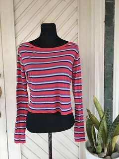F21 (i love H81) Stripes longsleeves
