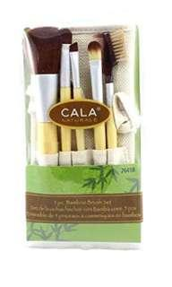 CALA Naturale - Brand New 5 pcs Bamboo Brush Set