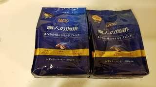 日本UCC職人珈琲粉(每包)