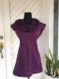 Imported Purple Dress
