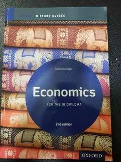 Oxford IB Study Guide: Economics (2nd edition)
