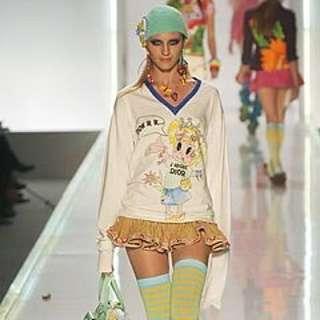Runway Christian Dior 長䄂 T Shirt Size 38