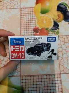 全新Tomica Disney moto 車仔