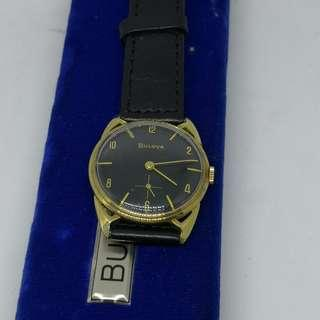 Vintage Bulova Watch - manual wind