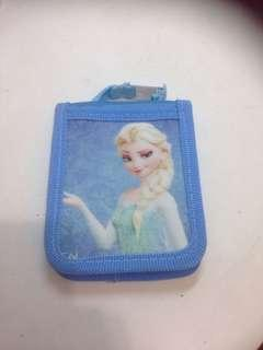 Frozen Elsa Card Holder