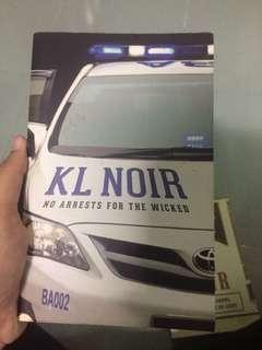 Kl Noir - Blue