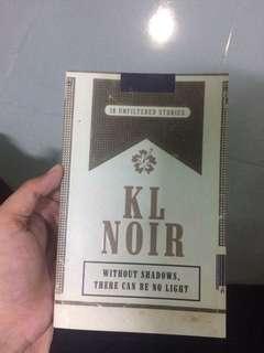 Kl Noir - White