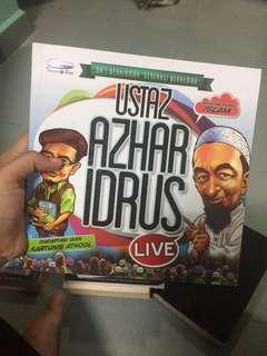 Ustaz Azhar Idrus Live diadaptasi by Kartunis Athool