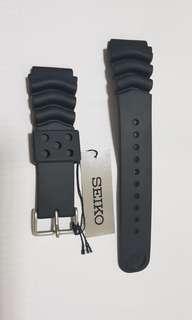 Seiko Original Rubber Strap Z22