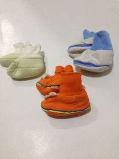 Take All kaos kaki sepatu baby
