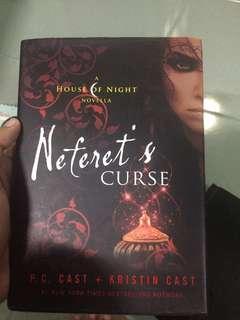 Neferet's Curse a House of Night Novella