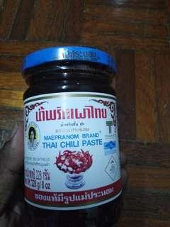 (New) Thai Chilli Paste