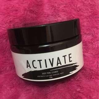 ACTIVATE Deep Pore Cleansing Mask