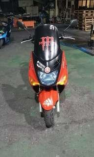 Majesty 125cc
