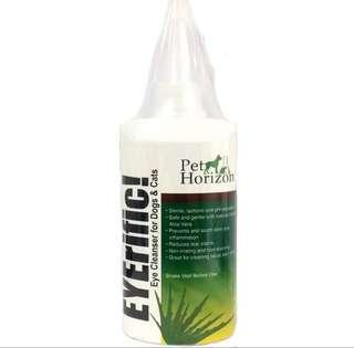 EYErific! Eye cleanser for dogs & cats