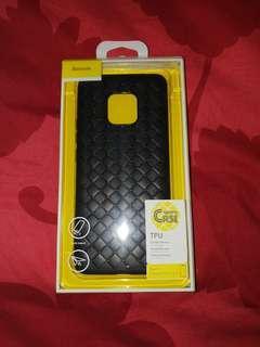 Mate 20 Pro Soft TPU Black Case