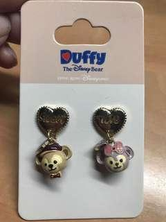 Disney Duffy & ShellieMay 耳環
