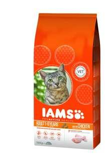 IamsChicken Adult Cat Food 15kg