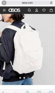Adidas originals trefoil cream backpack
