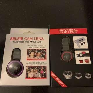 Selfie Clip Lens