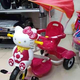 Kids Stroller Bike Cartoon character