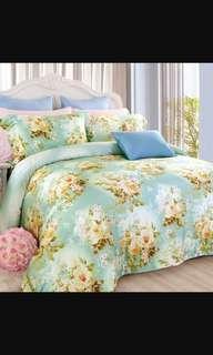 雅芳婷 摩登絲 床單+枕袋