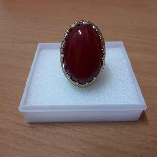 Red Agate / Akik Cempaka Merah