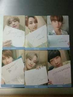 [WTB] seventeen ymmd taiwan photocard