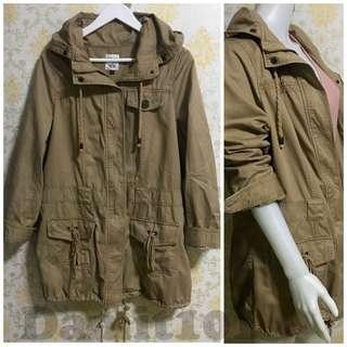 Khaki Coat (Medium to Large)