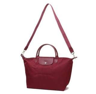 AUTHENTIC LONGCHAMPS LE PLIAGE NEO SMALL TOTE