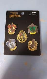 Harry Potter USJ House Pins