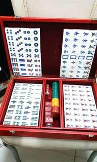 Mah jong box new