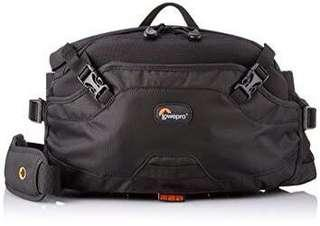 Lowepro 200 inverse aw dslr waist pouch camera bag