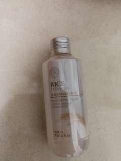 The Face Shop Rice & Ceramide Moisture Toner (150ml)