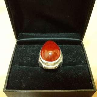 Red Baron Super 3AAA / Orange-Red Carnelian