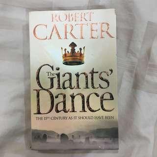 Novel :: The Giants' Dance