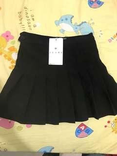 Premium quality Black Tennis Skirt