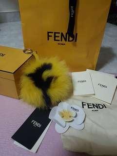 Fendi Bag Charm