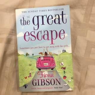 Novel ::The Great Escape