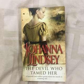 Novel :: The devil who tamed her