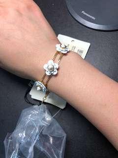 Fendi flower bracelet