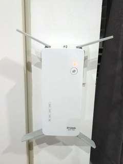 Dlink DAP-1860 AC2600 Wi-Fi Range Extender