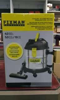 天生拍賣_Fixman 乾濕兩用吸塵器
