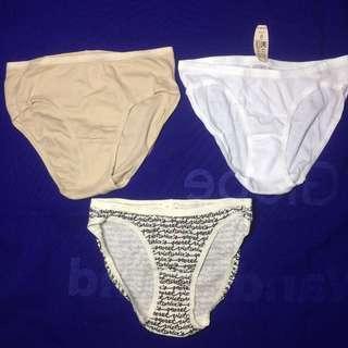 VS underwear bundle