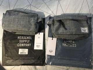 Herschel Chapter Travel Kit Toiletry Bag Pouch