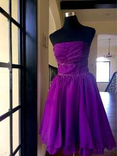 Debut/Party Dress/ Gown