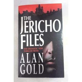 The Jericho Files by Alan Gold #BlackFriday100