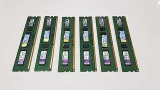 KINGSTON DDR3 ECC RAM - PC10600E