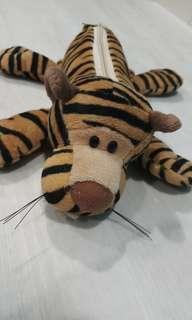 Cute tiger pencilbox
