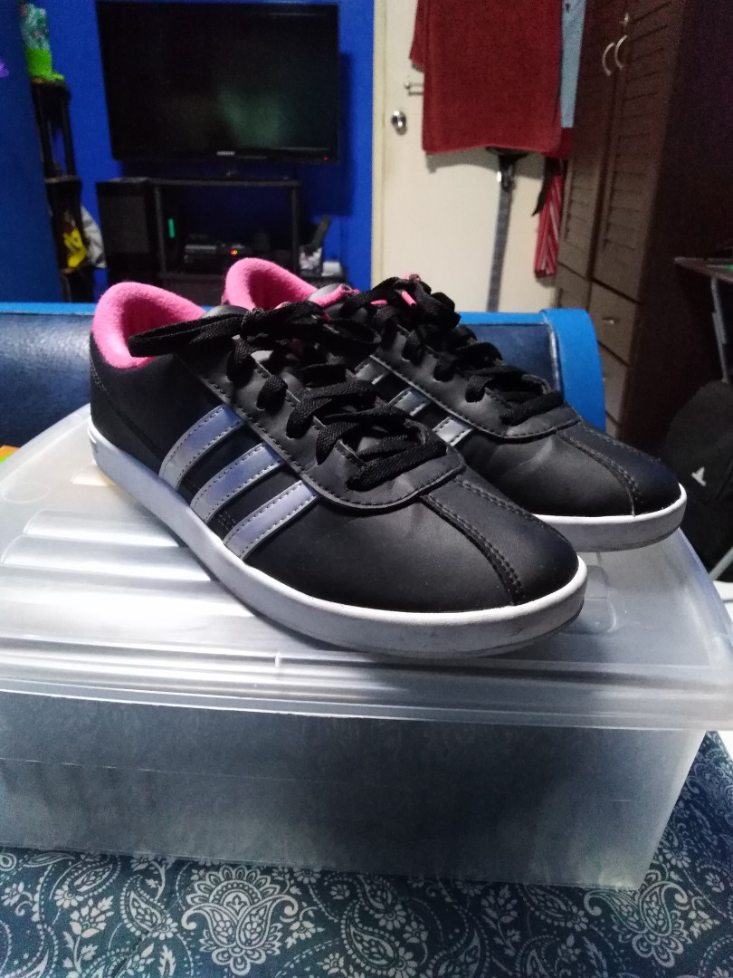 2018 shoes top fashion hot new products Adidas neo vlcourt w